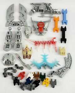 Lego Bionicle Parts Hero Factory Lot Pieces Assorted Replacement Parts Lot A79