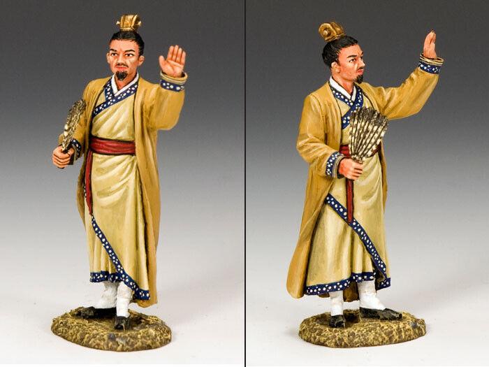 KING & COUNTRY THREE KINGDOMS IC037 ZHUGE LIANG MIB