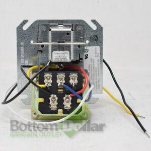 Details about Honeywell R8285D5001 50VA Fan Center Transformer Relay on