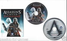 ASSASSIN'S CREED REVELATIONS for Playstation 3 PS3 - with box & manual