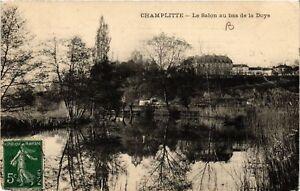 CPA CHAMPLITTE - Le Salon au bas de la Doye (636694)
