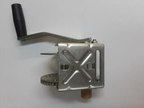 Fulton Single Speed Trailer Winch 900 Lb T900 0101 Zinc Finish Marine MD