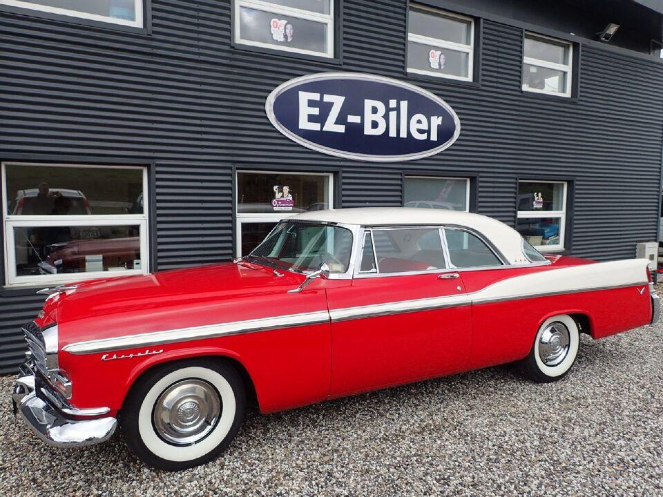 Chrysler Windsor 5,4 V8 Coupé Benzin modelår 1956 km 65000