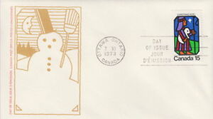 CANADA-628-15-CHRISTMAS-SHEPHERD-FIRST-DAY-COVER