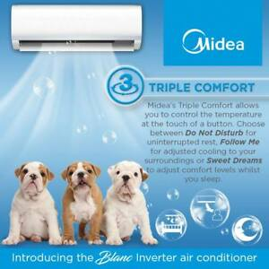 Midea-Blanc-7kw-Air-Con-System-Wall-Mount-Comfort-etail-WIFI-Air-Conditioner