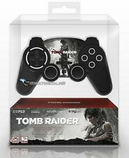 MANETTE PS3 sans fil TOMB RAIDER LIMITED EDITION NEUF