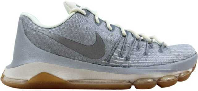 low priced 0661a 6ca93 Nike KD 8 Wolf GreyMetallic Silver-Sail-White Easter 749375-002