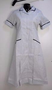 eb684c1e645 Image is loading Boyd-Cooper-Grey-Stripe-Womens-NHS-Nurses-Health-