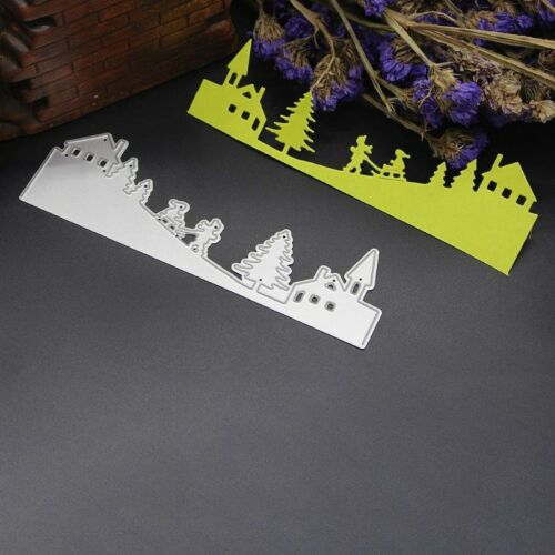 1 of 1 - Christmas Cutting Dies Stencils Scrapbooking Embossing DIY Paper Cards Craft
