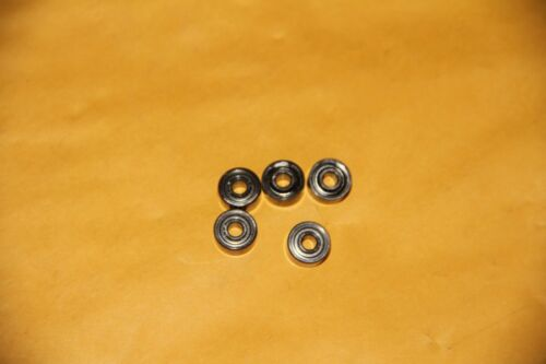 NEW OEM dynabrade 11052 bearing lot of 5
