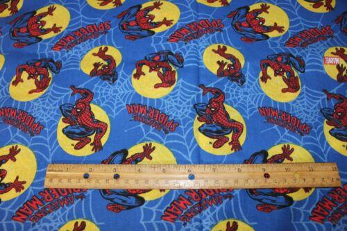 Retired RARE The Amazing Spiderman Marvel Cotton BTFQ NICE