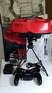 Nintendo-Virtual-Boy-Console-Of-Computer-Japan-Import-Game-USED-F-S-Tested-F-S