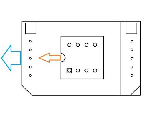 2G OPM3320D-TP16 SE Dual AUDIOFEEL DISCRETE OP-AMP Medium impedance