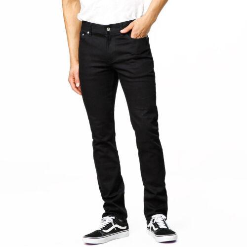 BLK DNM NYC Nero Jeans 25 cotone stretch skinny fit NERO /& BLU TUTTE LE TAGLIE B211