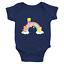 thumbnail 24 - Care-Bears-Rainbow-Friends-Kawaii-Cute-Infant-Baby-Rib-Bodysuit-Clothes-Babysuit