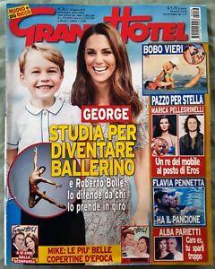 ITALIAN MAGAZINE GRAND HOTEL N 36 8/19 BOBO VIERI ALBA PARIETTI RICHARD GERE