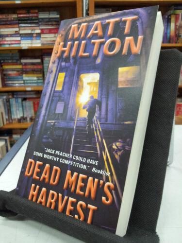 1 of 1 - Dead Men's Harvest by Matt Hilton (Paperback / softback, 2013)