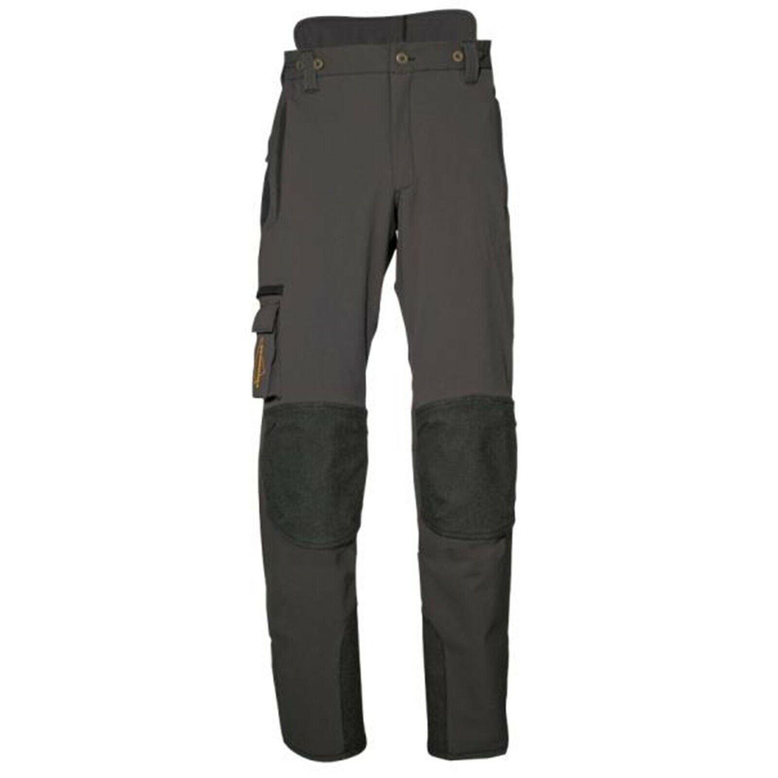 SIP 1SSP Progress Work Trousers grau