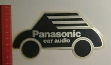 Pegatina/sticker: Panasonic car audio (20071618)