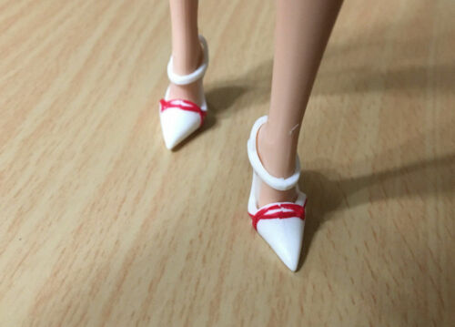 CHOOSE Barbie Basics Model Muse Doll Collection Point Toe High Heel Pump Shoes