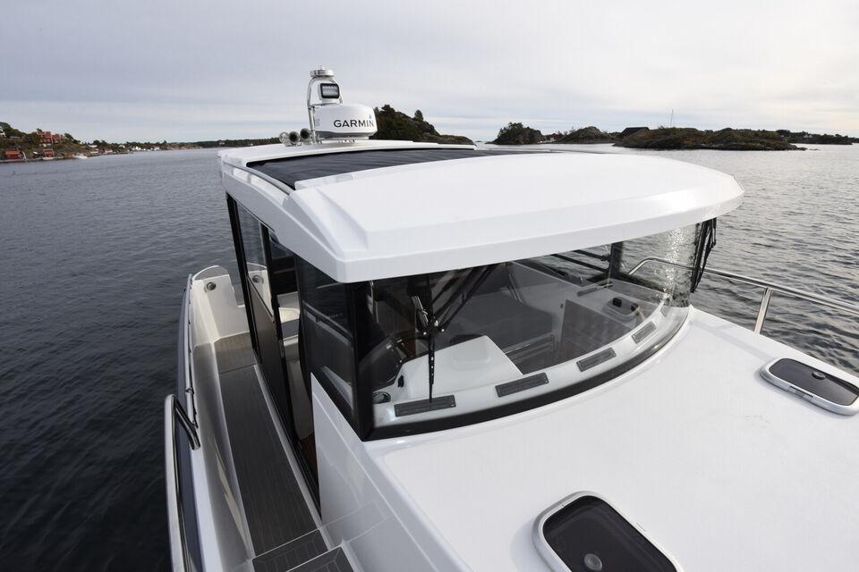 Nyned Ibiza Explorer med 300HK