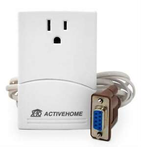 X10-CM11A-ActiveHome-Serial-Computer-Interface-can-work-with-CM15A-PRO-Software