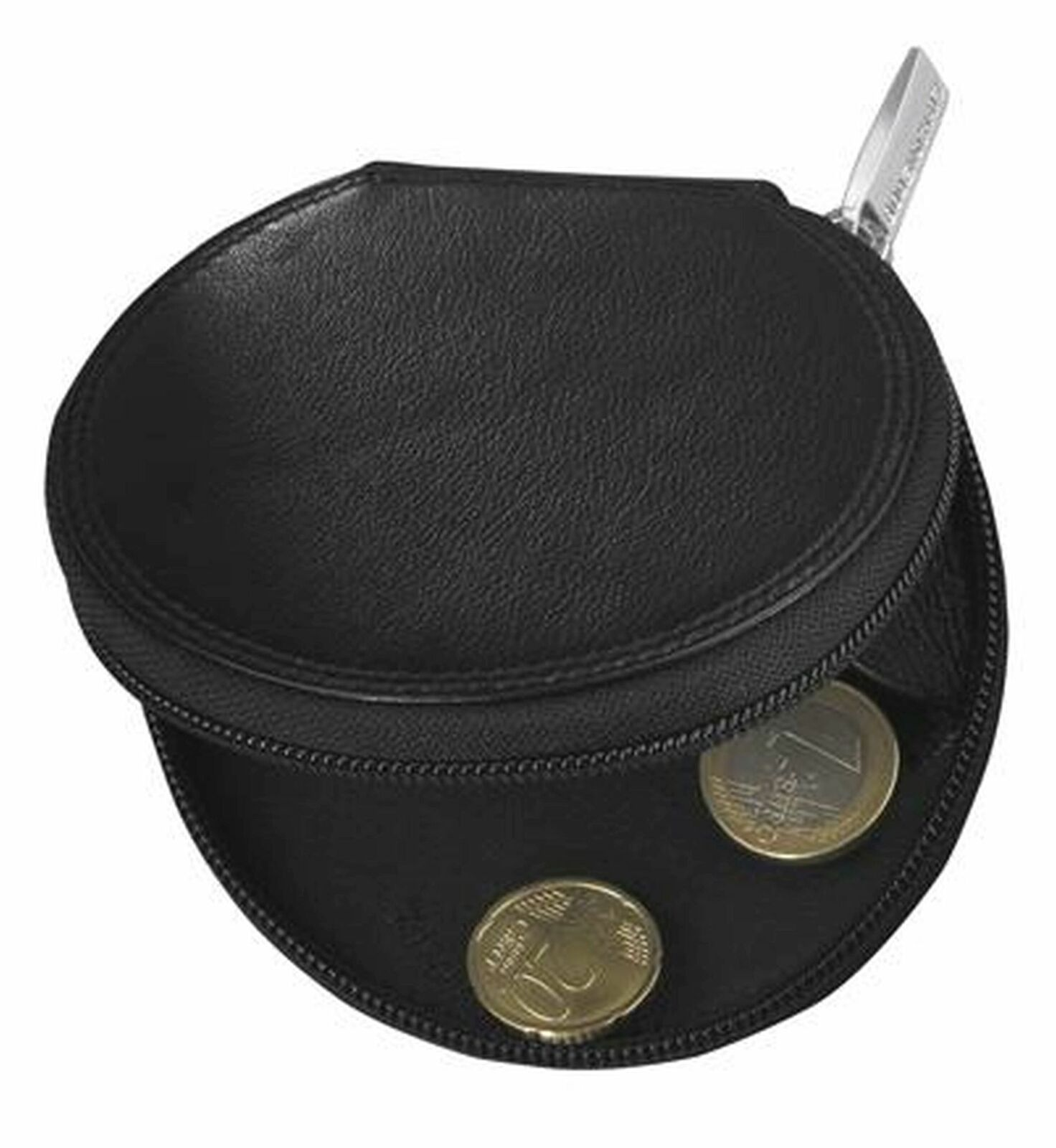 Bodenschatz Münzbörse Minibörse kleiner Geldbeutel Leder Geldbörse klein