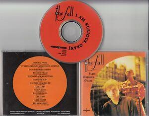 THE-FALL-I-Am-Kurious-Oranj-original-1997-UK-Beggars-Banquet-13-track-CD-BBL96CD