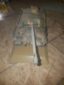 New-German-Panzer-Tank-1-18-21st-Century-Toys-model