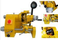 U2 220v 375w Universal Cutter Grinder Sharpener For End Mill 5 Collects Us Sale