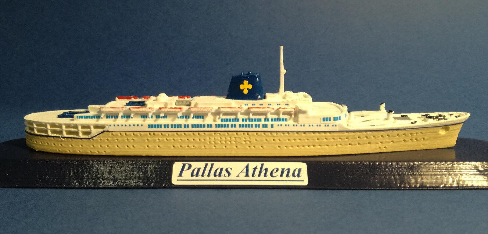 Modello nave Pallas Athena -Epirediky  Ex Carla Costa Ex Flandre scala 1 1250