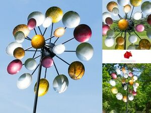 Girouette vintage type Eames déco de jardin Wind spinner garden ...
