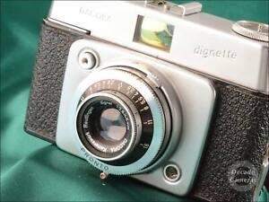 Dacora-Dignette-Dignar-45mm-f2-8-35mm-Film-Camera-inc-Original-Case-9648