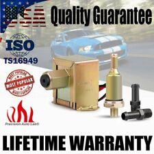 Square Fuel Transfer Pump 2.5-4psi Black Old Square Fuel Pump Universal Electric Fuel Pump RH-EP014 // 4-7psi // 2.5-4 psi