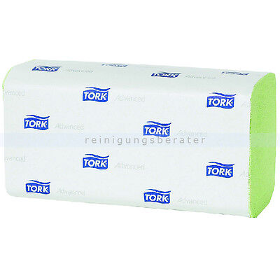 2-lagig V-Falz grün Papierhandtuch 25//23 cm 3200 Blatt