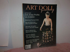 ART-DOLL-QUARTERLY-MAGAZINE-034-ABSTRACT-PAINTED-DOLLS-034-SUMMER-2004
