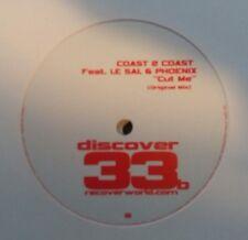 """Coast 2 Coast feat. Le Sal & Phoenix  """"Cut Me"""" * discover33a / John O'Callaghan"""