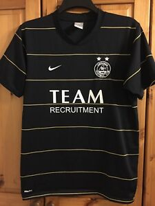 2fec53ecbe7c ABERDEEN Nike Football Shirt for men size S Soccer Jersey Adidas