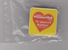 Butlins pin badges - Premier Cub 2006 - 70 Years of Butlins - 1936-2006