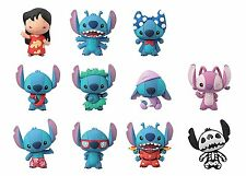 Disney Lilo & Stitch 3D Foam single Blind Bag Key Chains