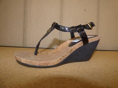 Ralph Lauren Reeta Wedge Thong Sandal