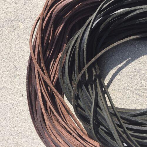 véritable ou bottes 120cmtaille marron de Lacets en cuir clairlacets carréenoirbrun noir N8mnwv0O