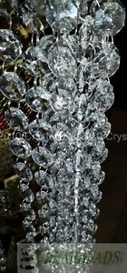 Top-Quality-Crystal-Garland-Clear-Glass-Beads-Chain-For-Wedding-Tree-Decoration