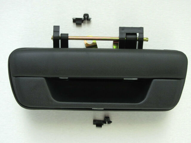 Holden Rodeo Colorado Isuzu D Max Black Tailgate Handle No Key Hole Type 02 11 For Sale Online Ebay