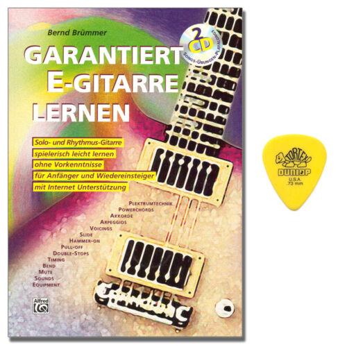 1 von 1 - Garantiert E-Gitarre lernen - Gitarrenschule, 2CD - ALF20111G - 9783933136244