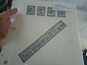 Safe-Supplement-Stamp-Album-Pages-Of-Great-Britain