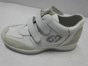 6a195b7cac Dettagli su Balducci Sneakers scarpe sportive Bambina Vera Pelle primavera  estate strappo