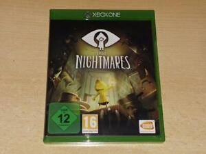 Kleine-Alptraeume-Xbox-One-mit-Soundtrack-CD-Kostenlose-UK-Versand