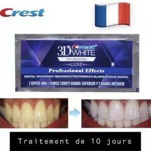 Crest-3d-white-20-Bandes-Patch-dentaire-10-Jours-De-Traitement-France