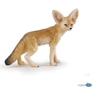 FENNEC-FOX-Replica-50229-NEW-FOR-2017-FREE-SHIP-USA-w-25-Papo-Products